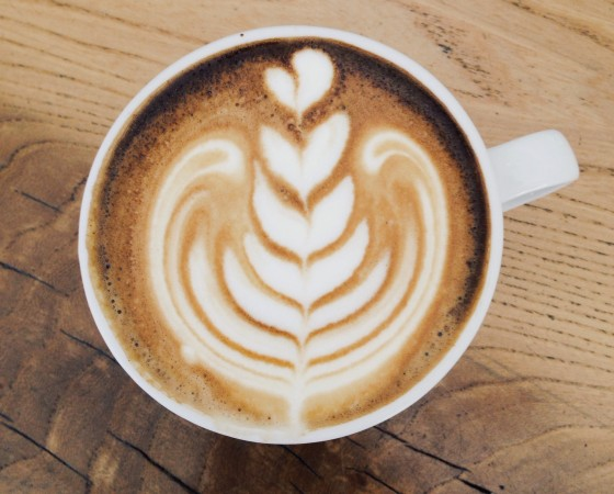 Latte Art a Campuson