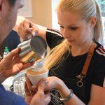 Latte Art képzésünk