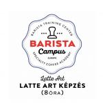 4. Latte Art Képzés