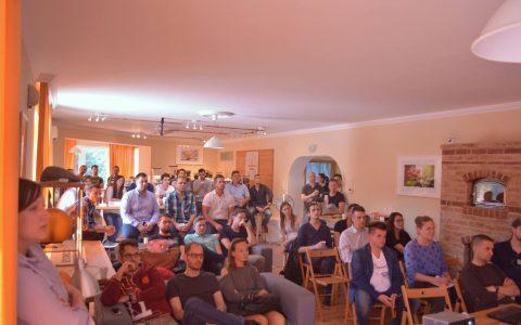 Barista tanfolyam a SCAE Hungary szervezésében
