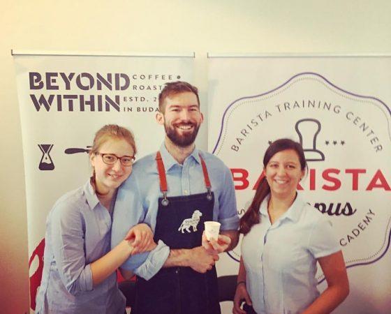 Részt veszünk a 2017-es SCA Latte Art barista bajnokságon
