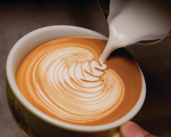 Latte Art oktatás